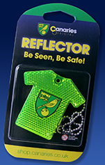 ncfc reflector packaged in blister clamshell